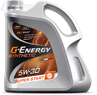 G-ENERGY 253142400 G-Energy Synthetic Super Start 5W-30 4 л масло моторное