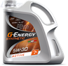 G-ENERGY 253142405 G-Energy Synthetic Active 5W-30 4 л масло моторное